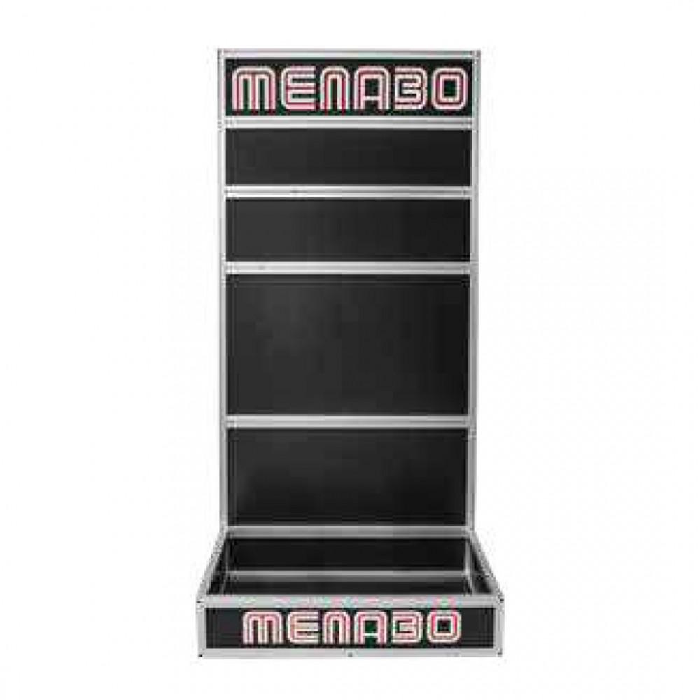ΕΚΘΕΤΗΣ (ΣΤΑΝΤ) STAND MENABO (1000 Χ 1800 Χ 600 mm)